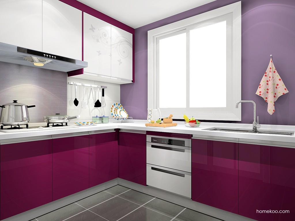 紫晶魅影橱柜F17867