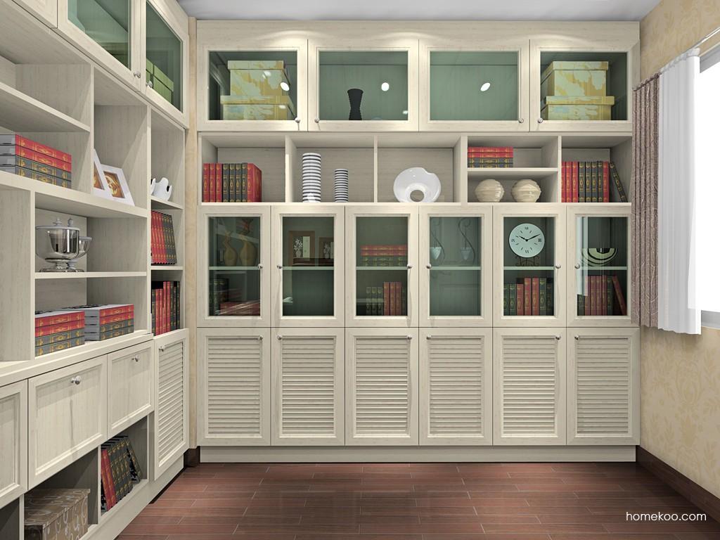 英伦印象书房家具C19251