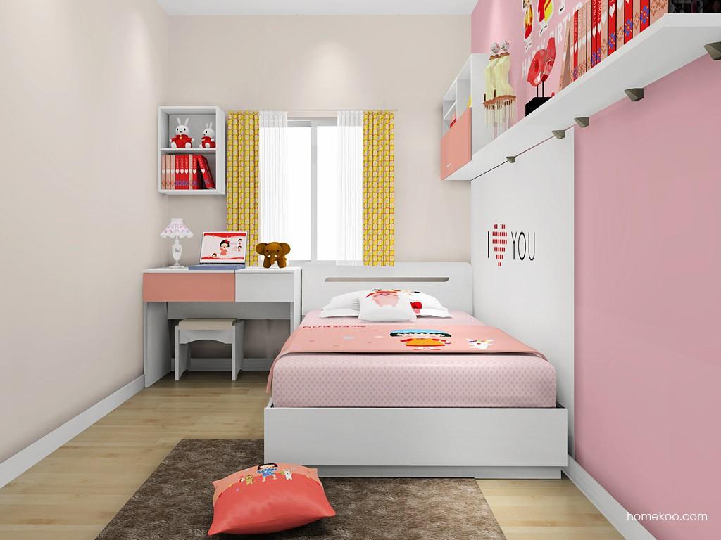 女孩的梦青少年房B19193