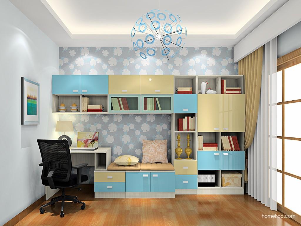 新实用主义书房家具C19258