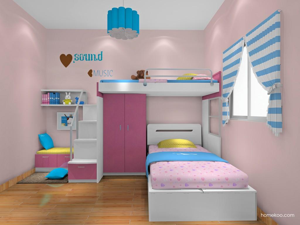 女孩的梦青少年房B19196