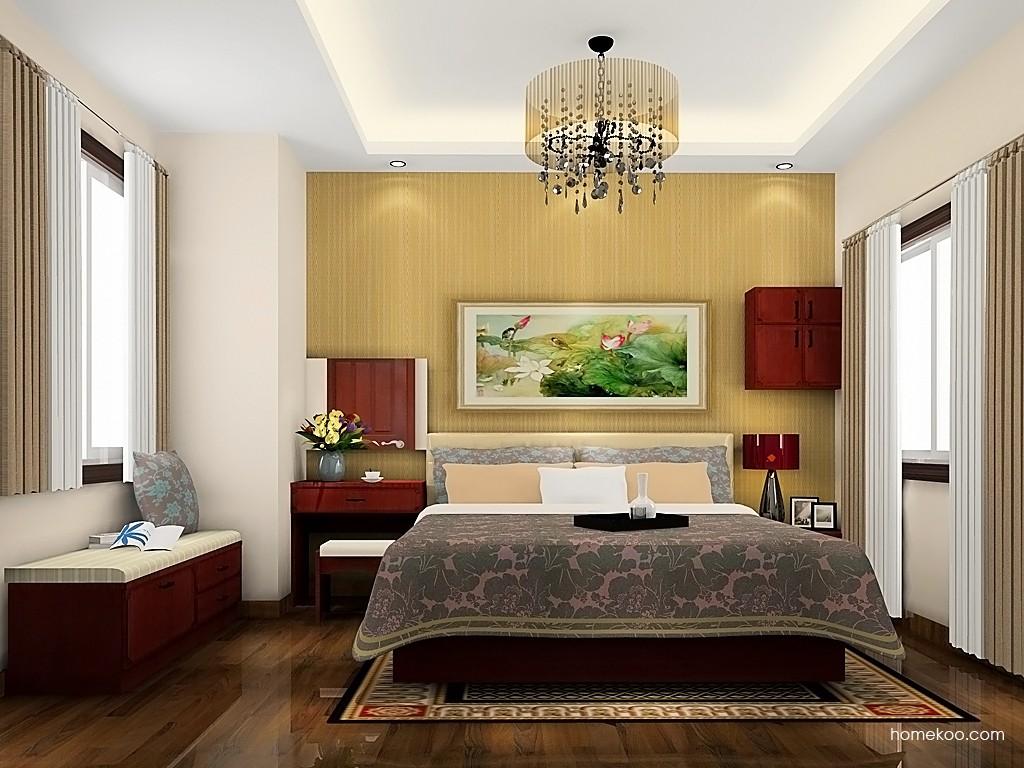中国韵卧房家具A19247
