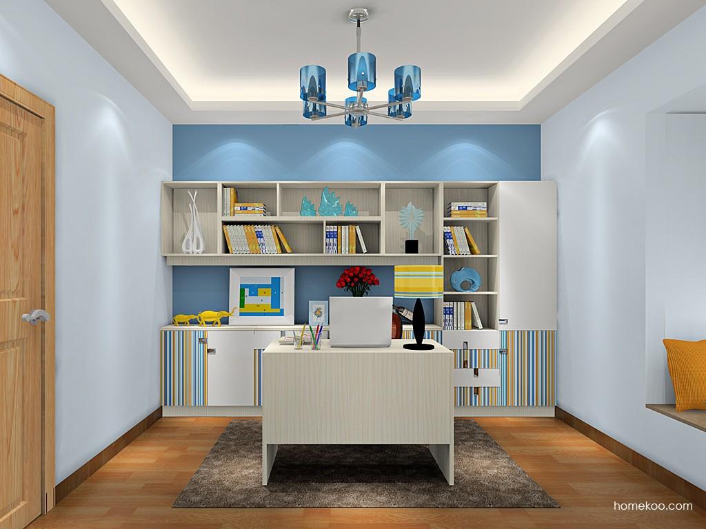 首尔之缤书房家具C19260