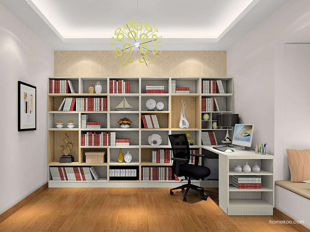 新实用主义书房家具C19263
