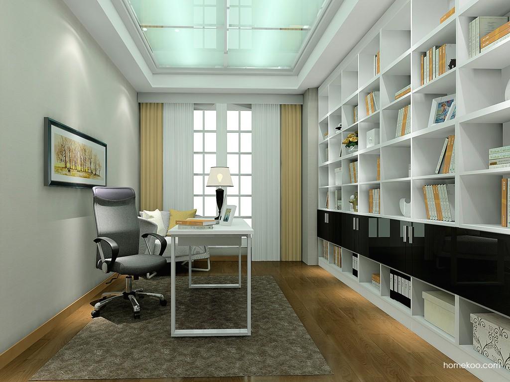 新实用主义书房家具C19269