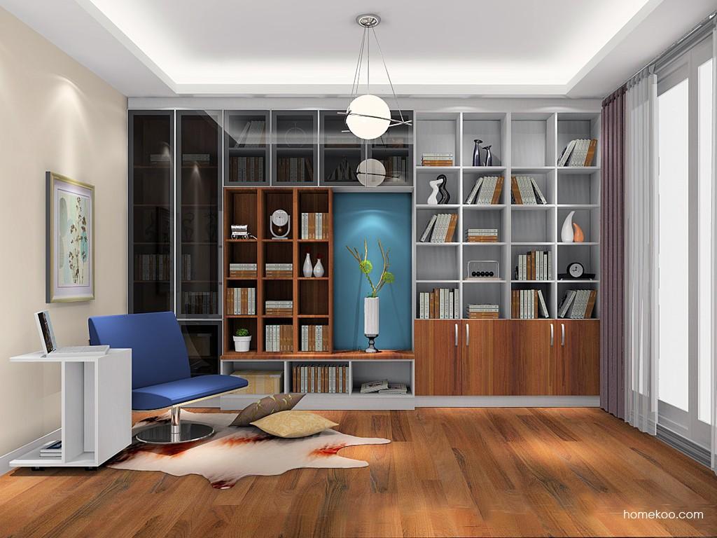 新实用主义书房家具C19270