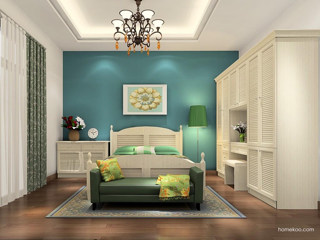 英伦印象卧房家具A19273