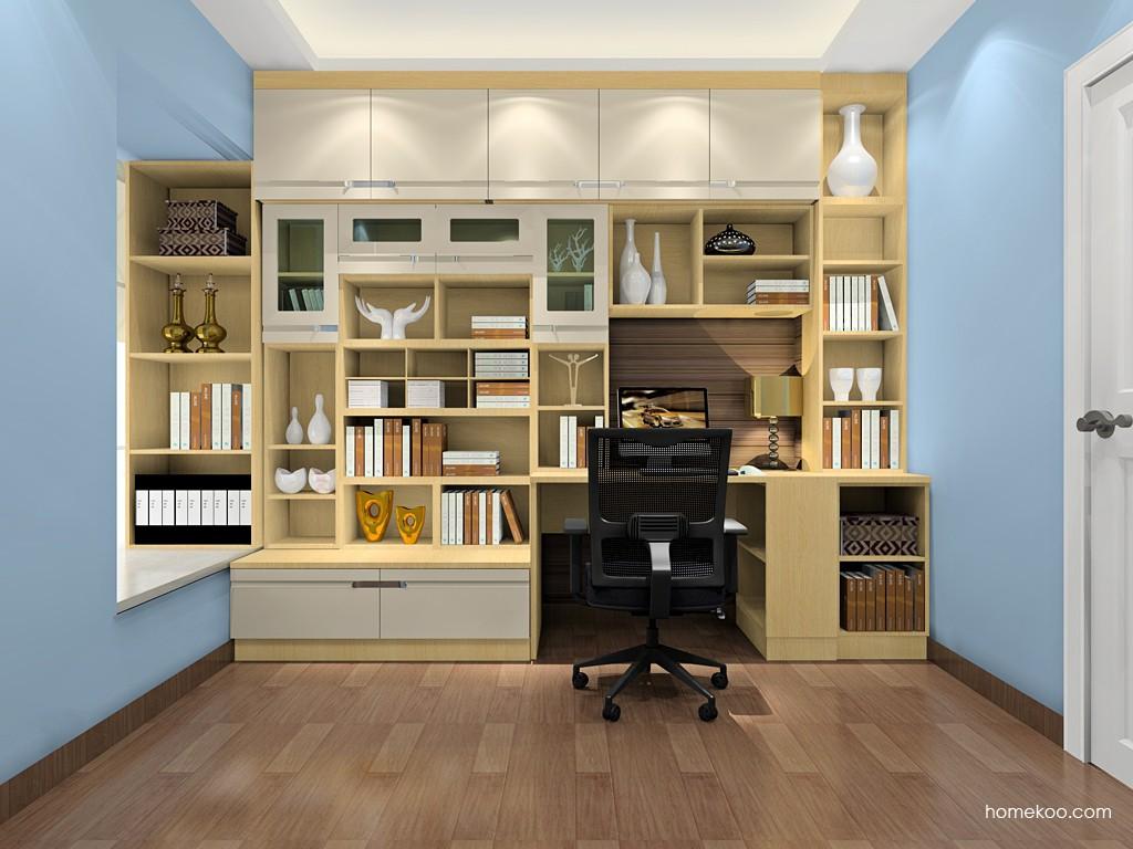 丹麦本色II书房家具C19290