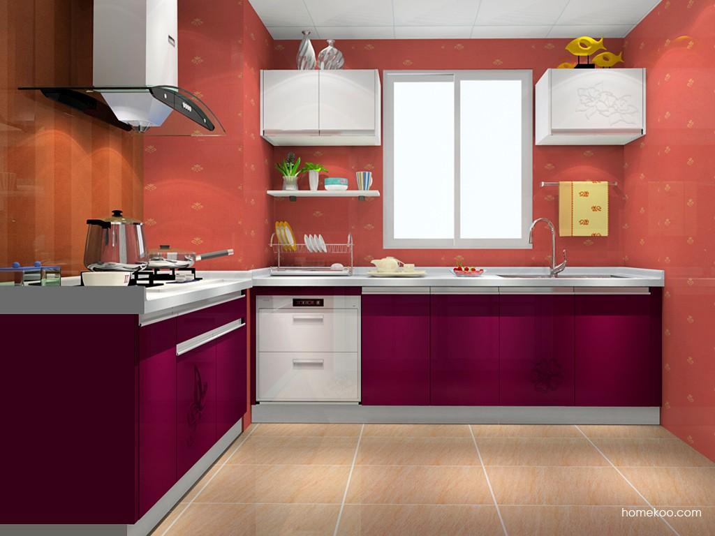 紫晶魅影橱柜F17885