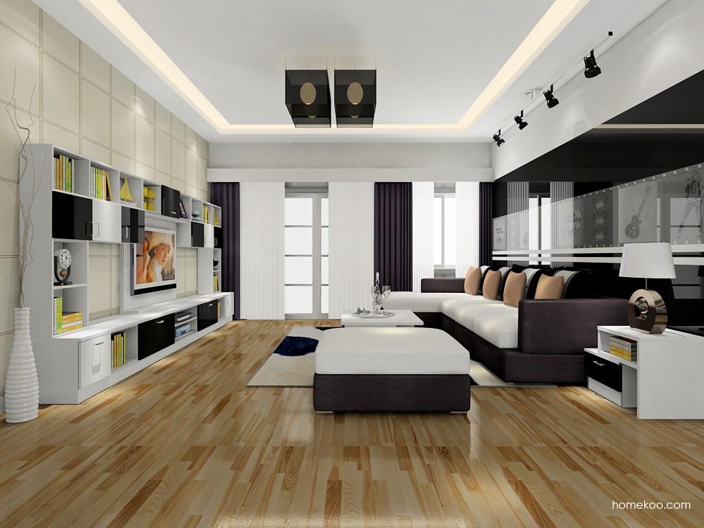 简约主义客厅家具D17620