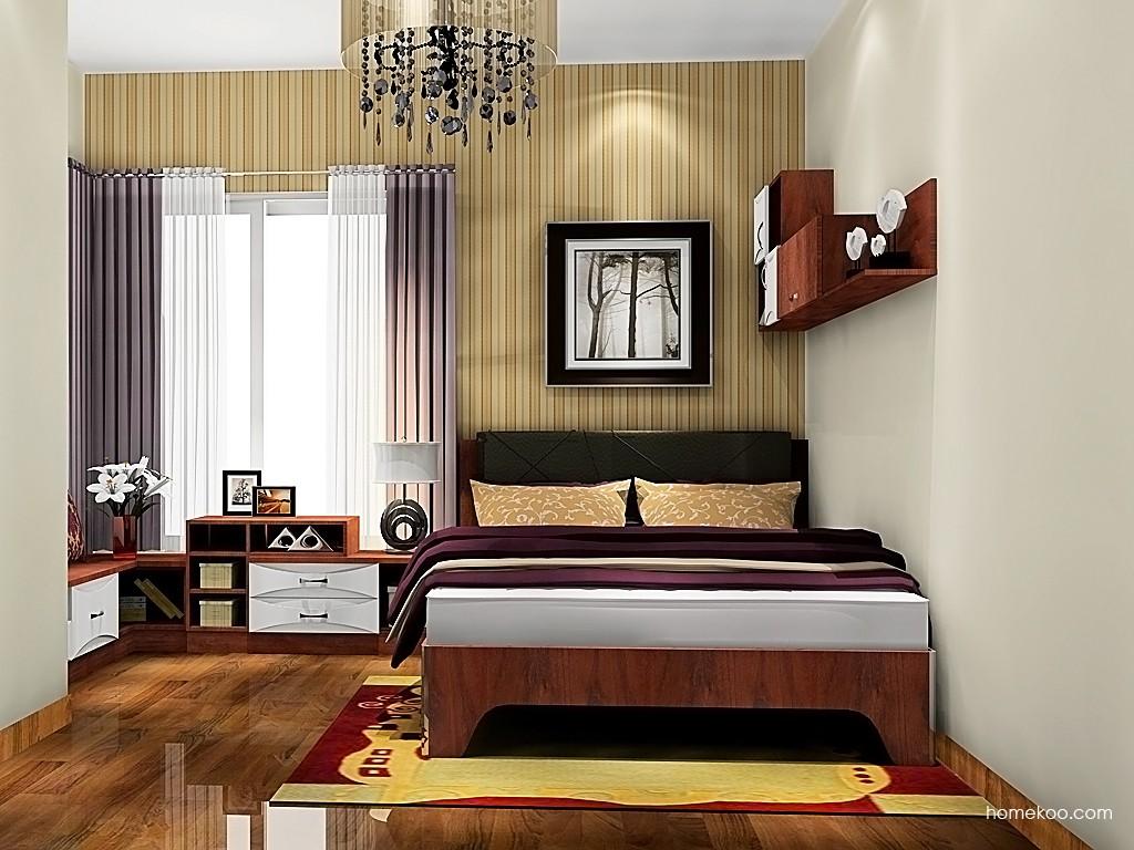 挪威月色卧房家具A19292