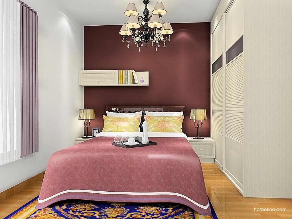 英伦印象卧房家具A19293