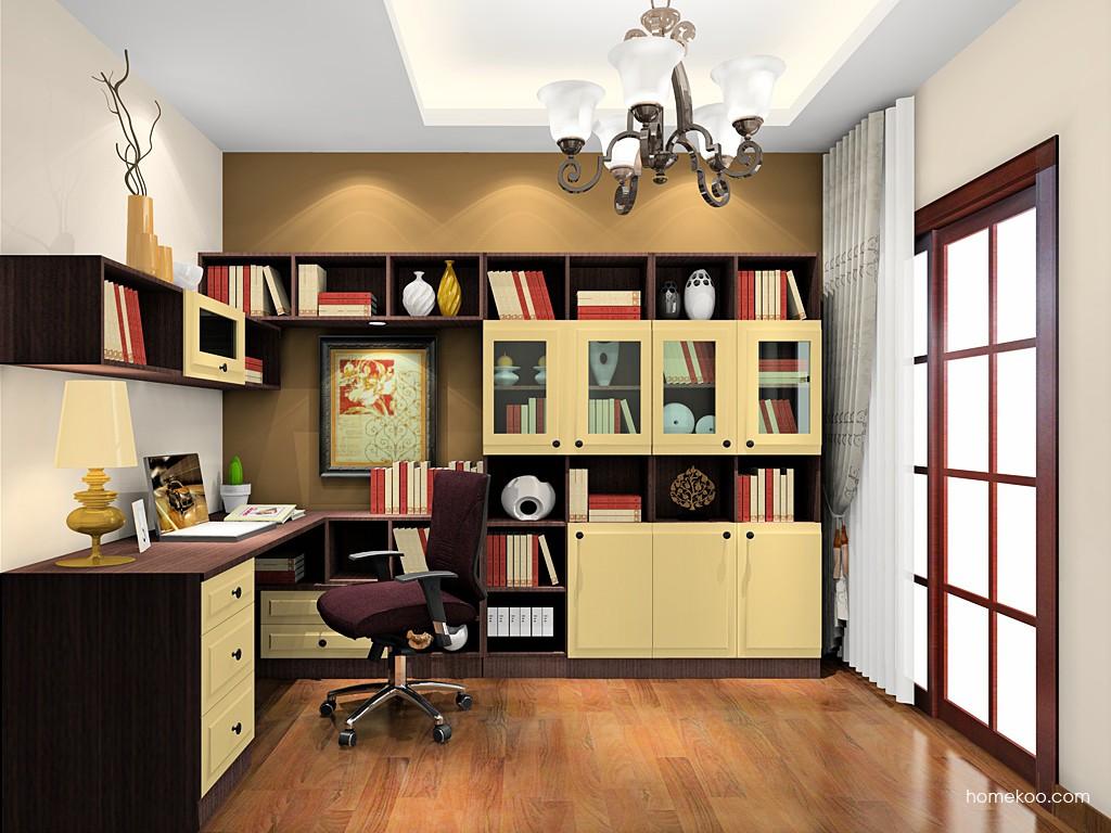 卡罗摩卡书房家具C19297