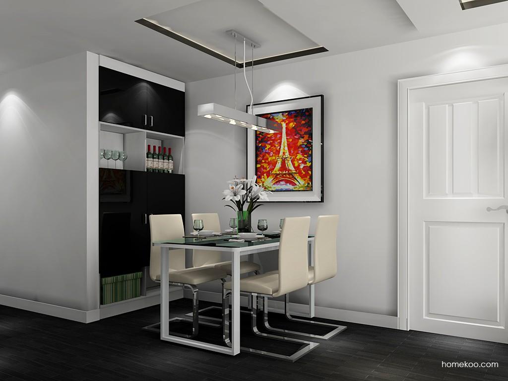 简约主义餐厅家具E17623