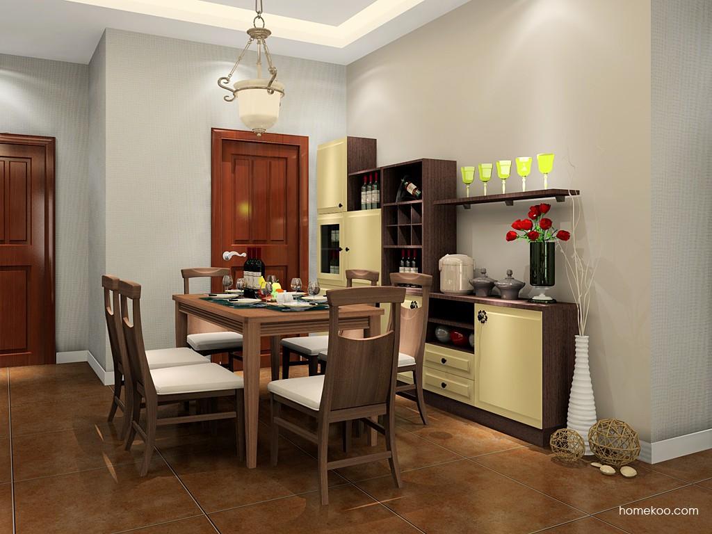 卡罗摩卡餐厅家具E17617