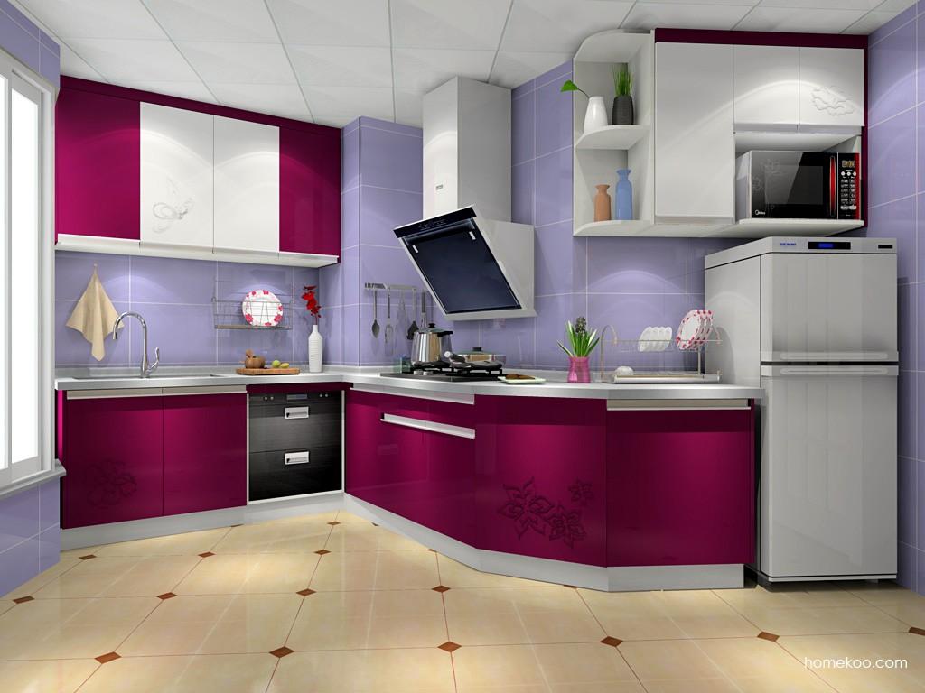 紫晶魅影橱柜F17894