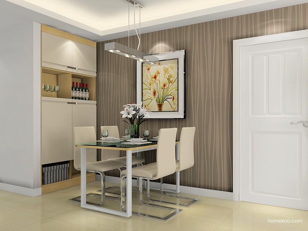 丹麦本色II餐厅家具E17626