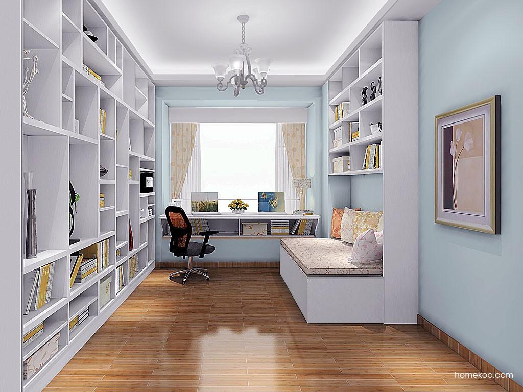 新实用主义书房家具C19311