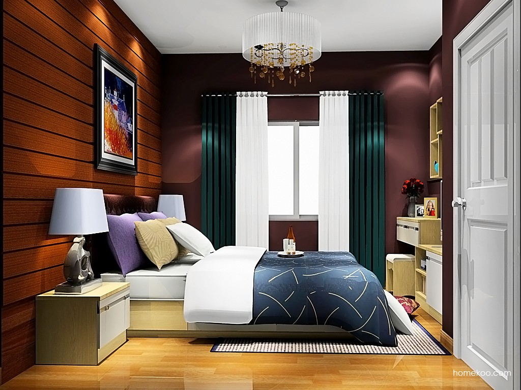 丹麦本色II卧房家具A19311