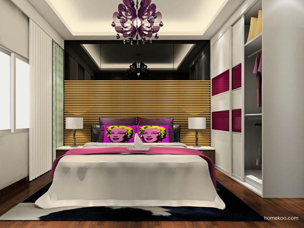 新实用主义卧房家具A19343