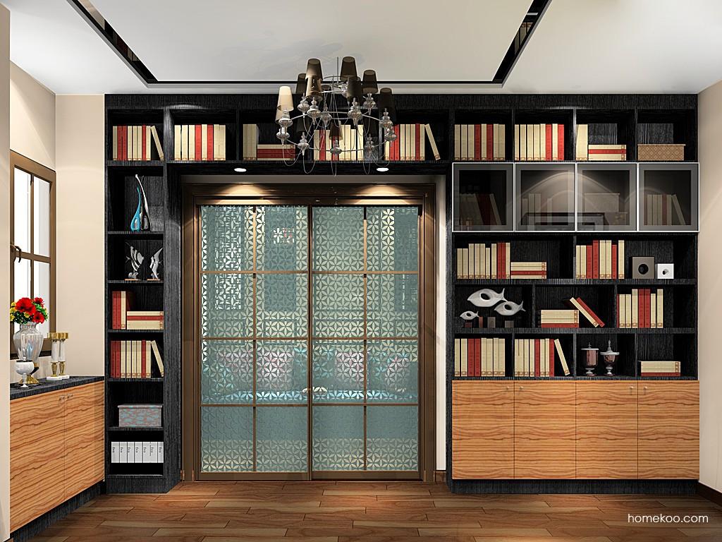 新实用主义书房家具C19395