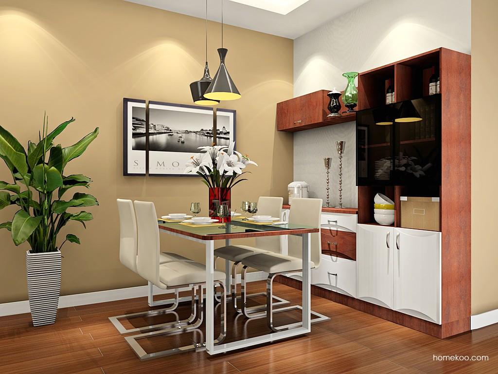 挪威月色餐厅家具E17638