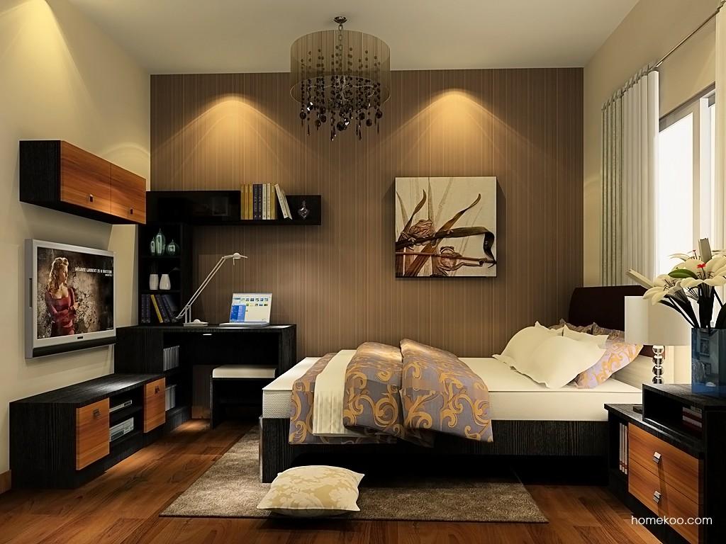 德国森林卧房家具A19347