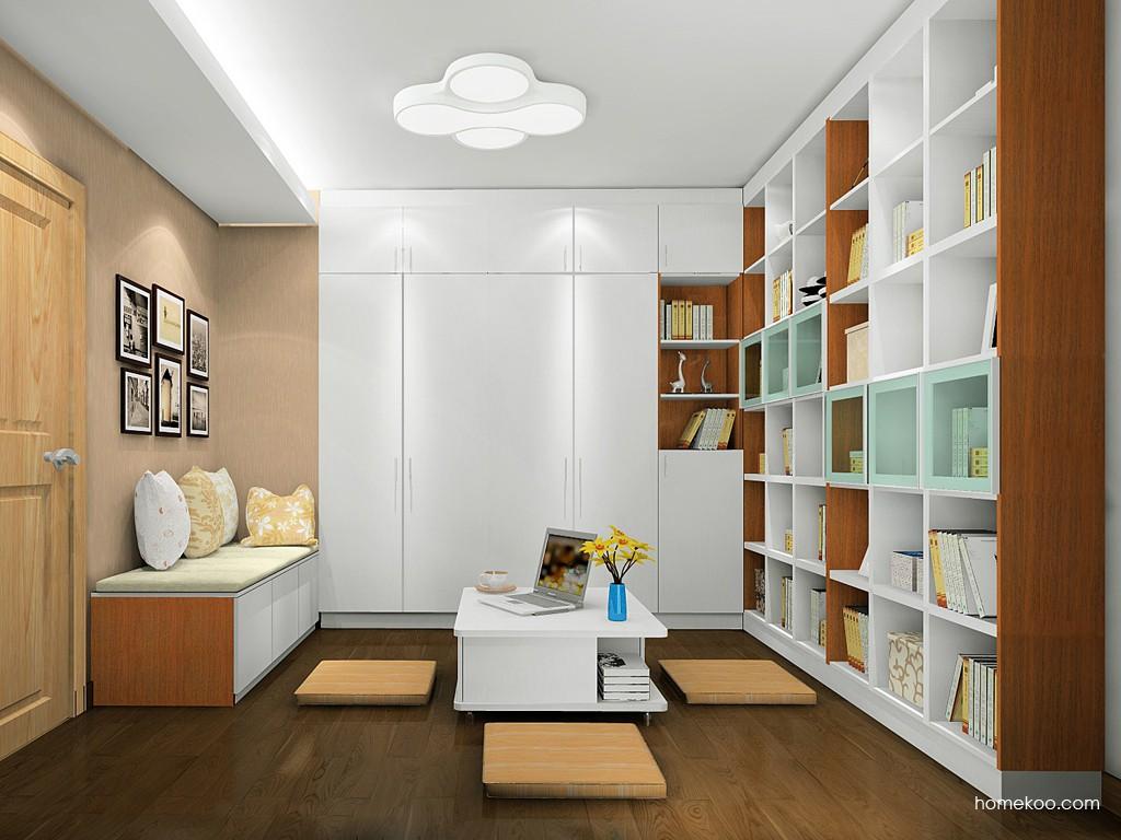 新实用主义书房家具C19403