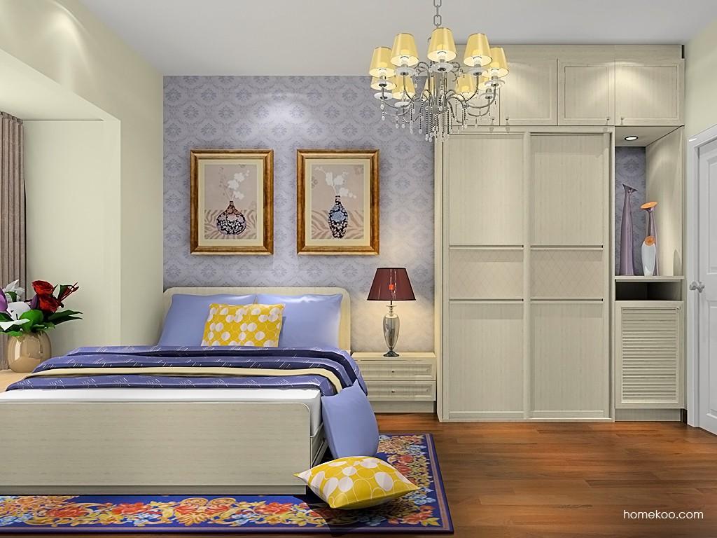 英伦印象卧房家具A19355