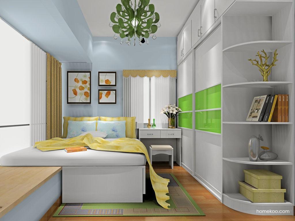 里昂春天卧房家具A19359