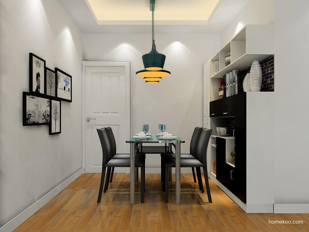简约主义餐厅家具E17641