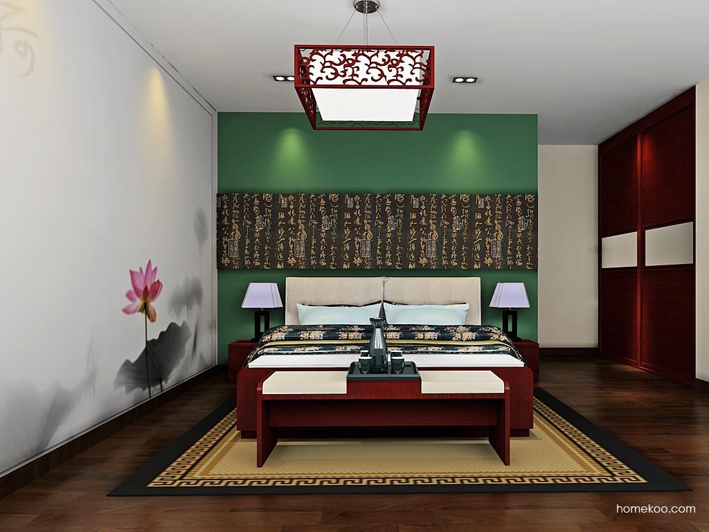中国韵卧房家具A19403