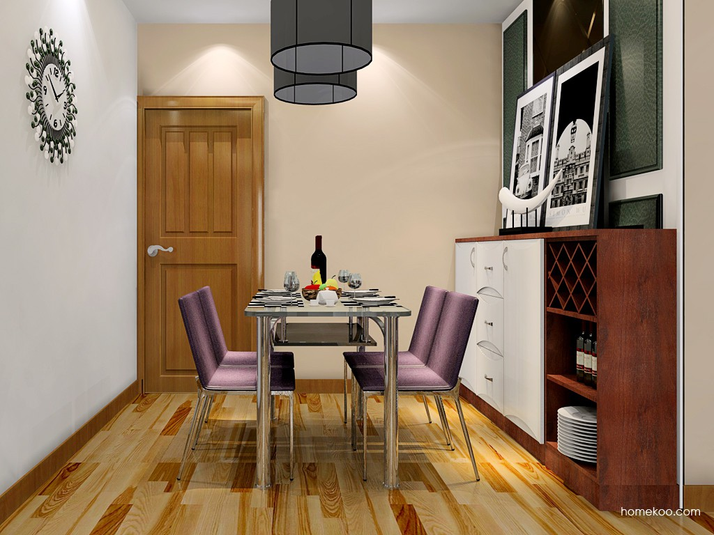 挪威月色家具E17642
