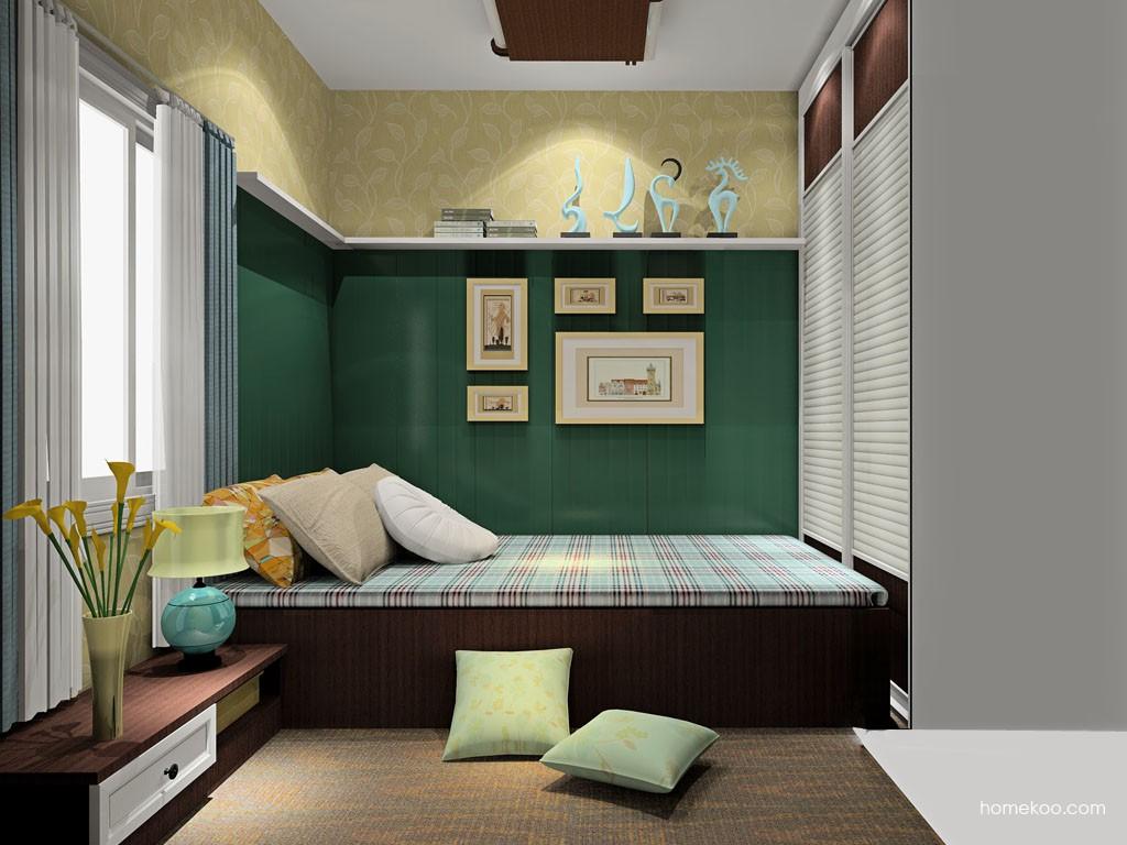 新实用主义卧房家具A19427