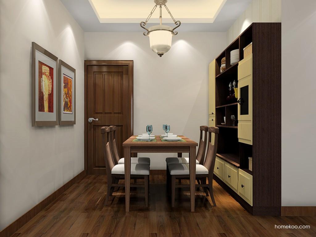 卡罗摩卡餐厅家具E17643