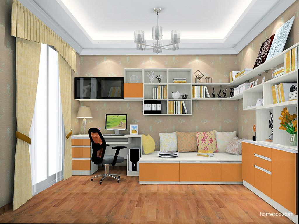 新实用主义书房家具C19407