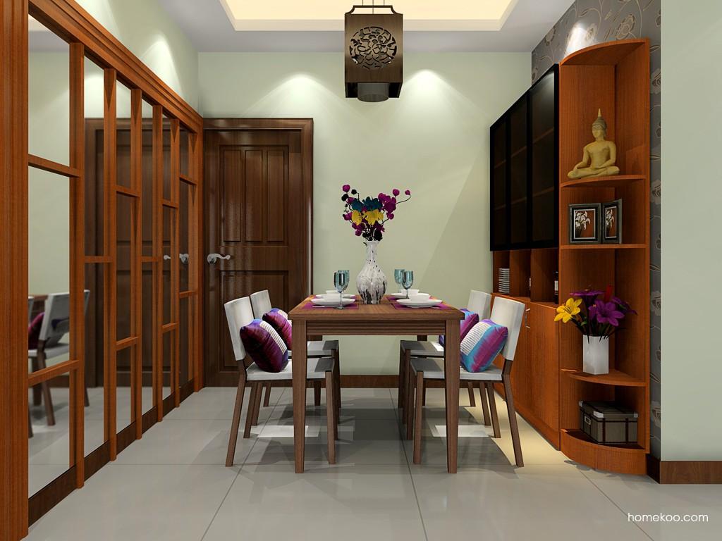 芭堤雅餐厅家具E17644