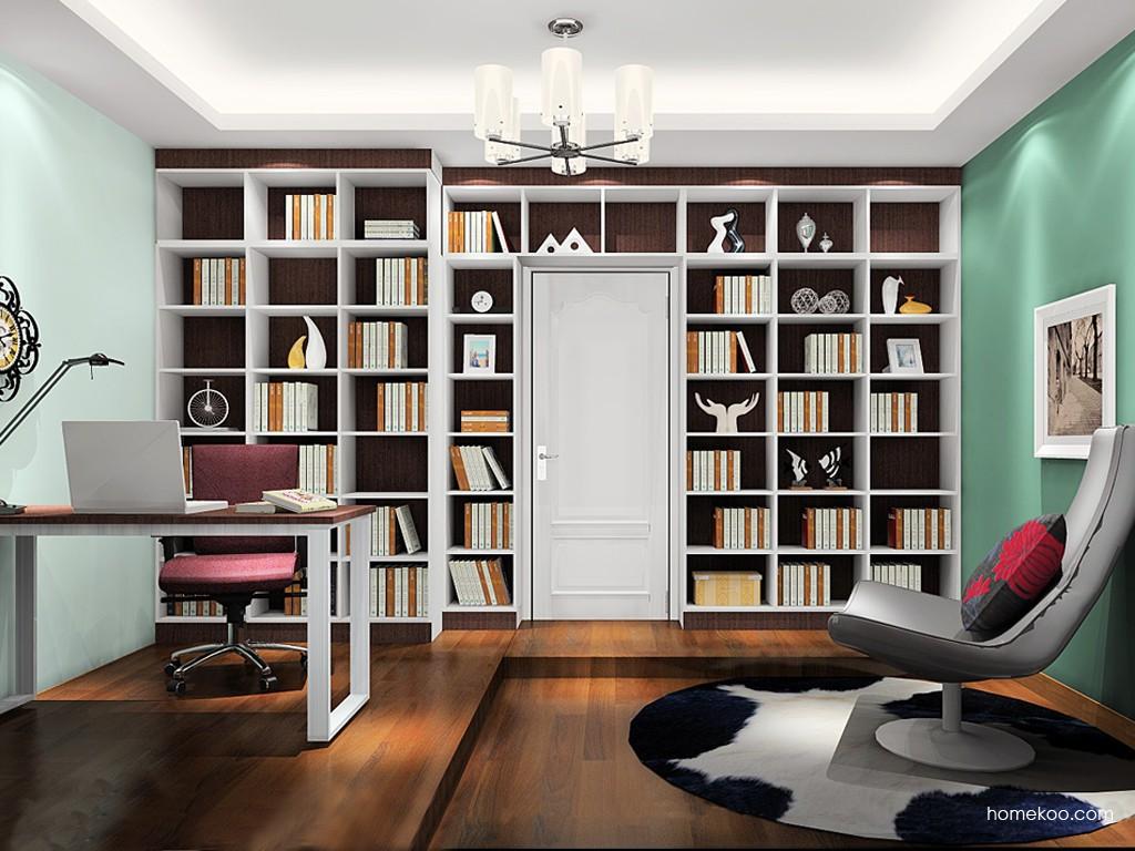 新实用主义书房家具C19412