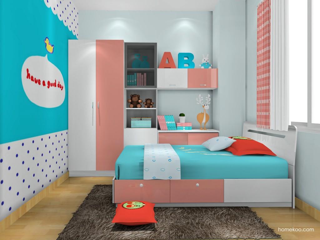 女孩的梦青少年房B19336