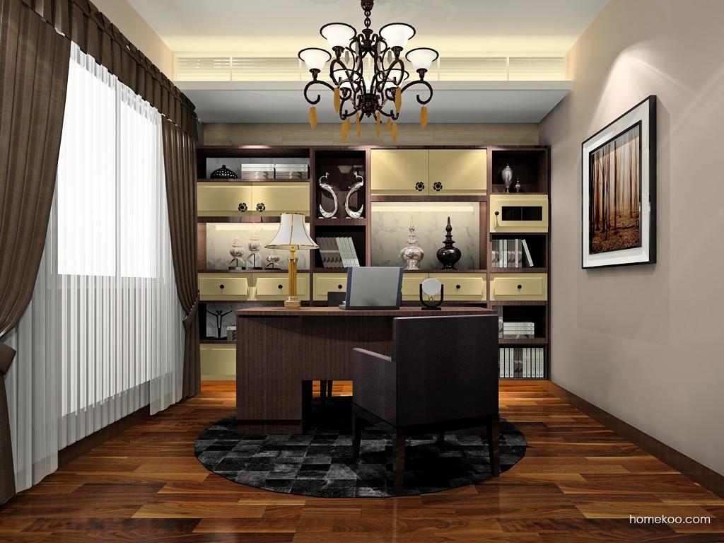 卡罗摩卡书房家具C19419
