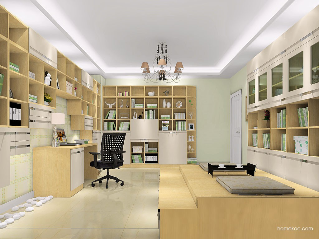 丹麦本色II书房家具C19420