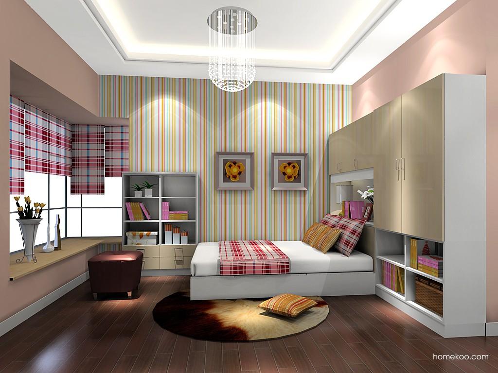 浪漫主义卧房家具A19433