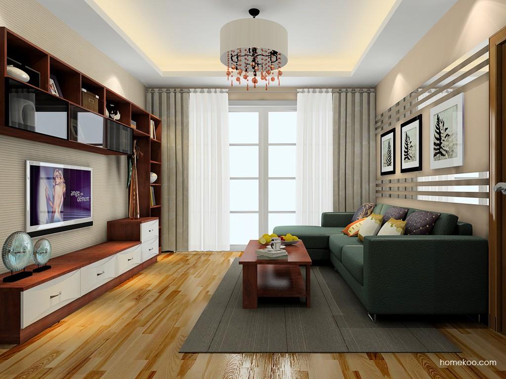 挪威月色客厅家具D17630