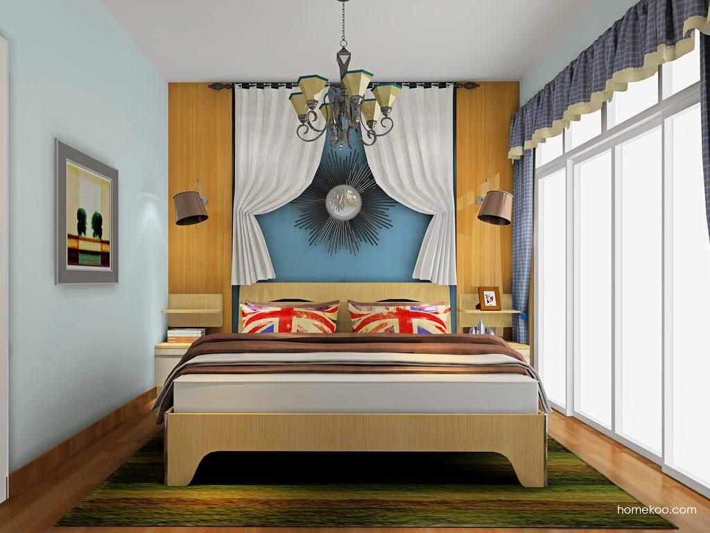 丹麦本色II卧房家具A19451