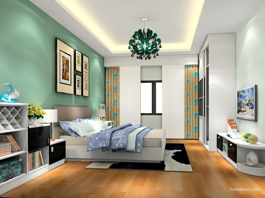 简约主义卧房家具A19453