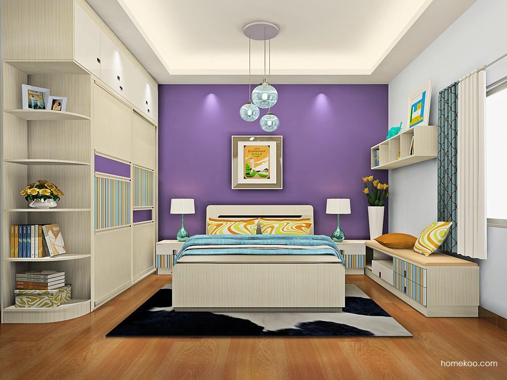 首尔之缤卧房家具A19458