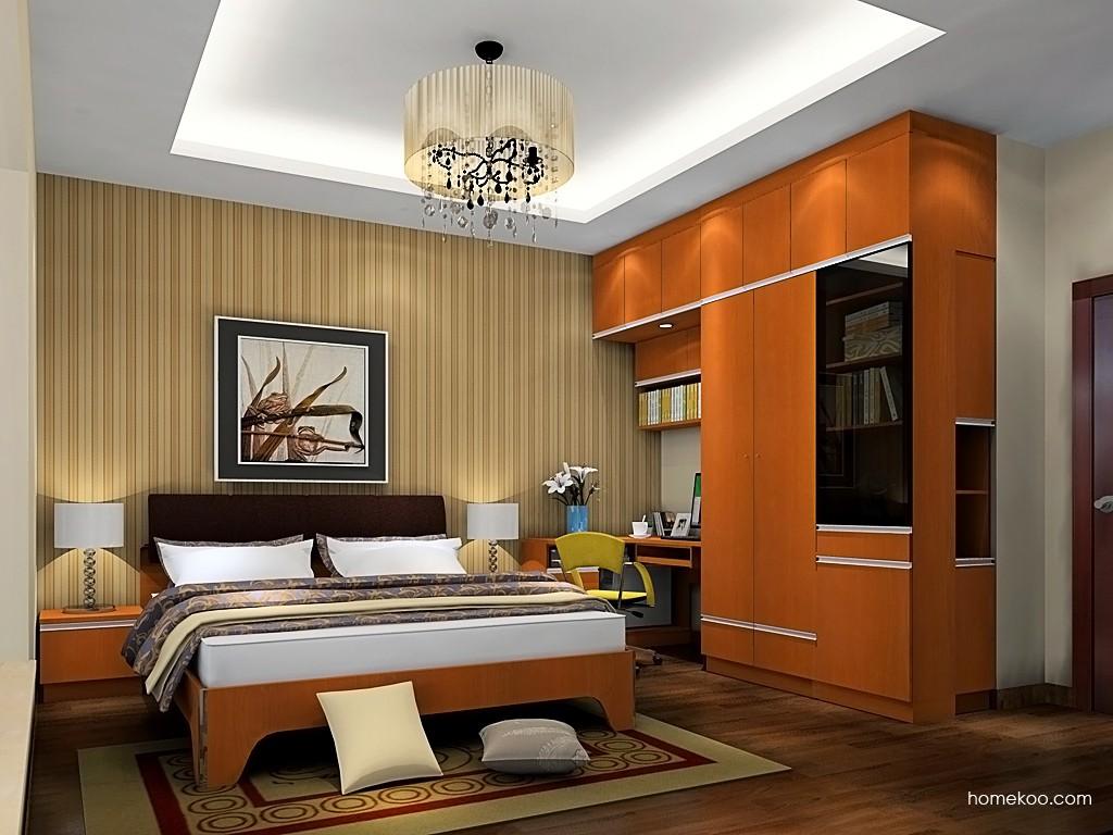 加州梦卧房家具A19461