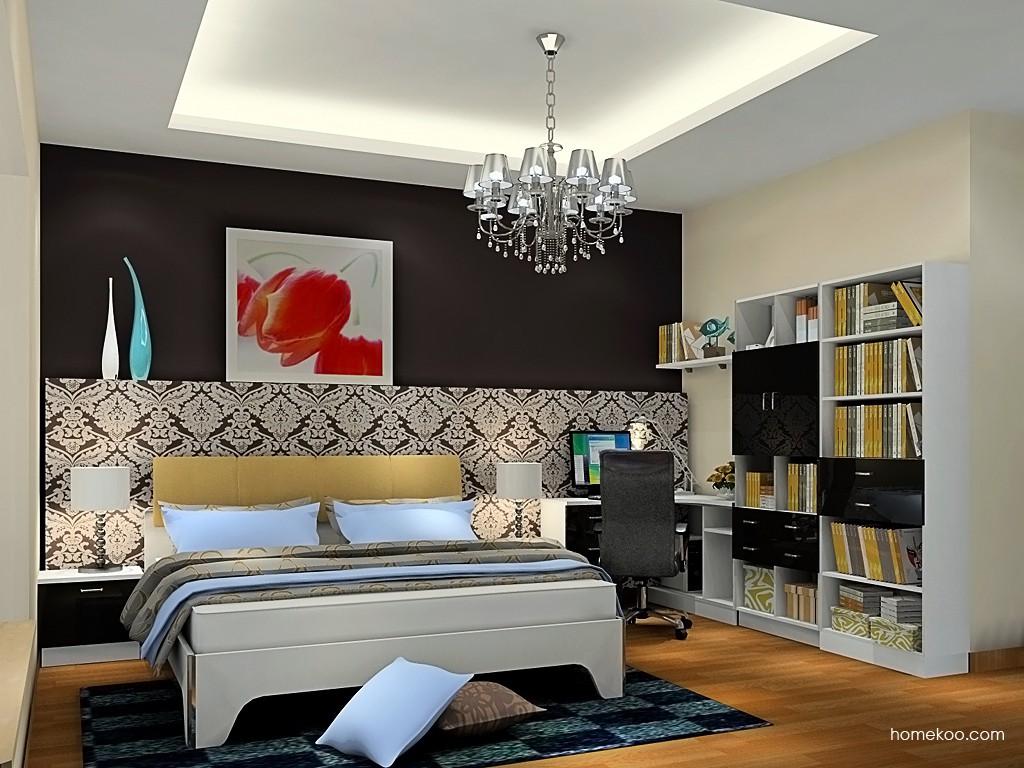 简约主义卧房家具A19462