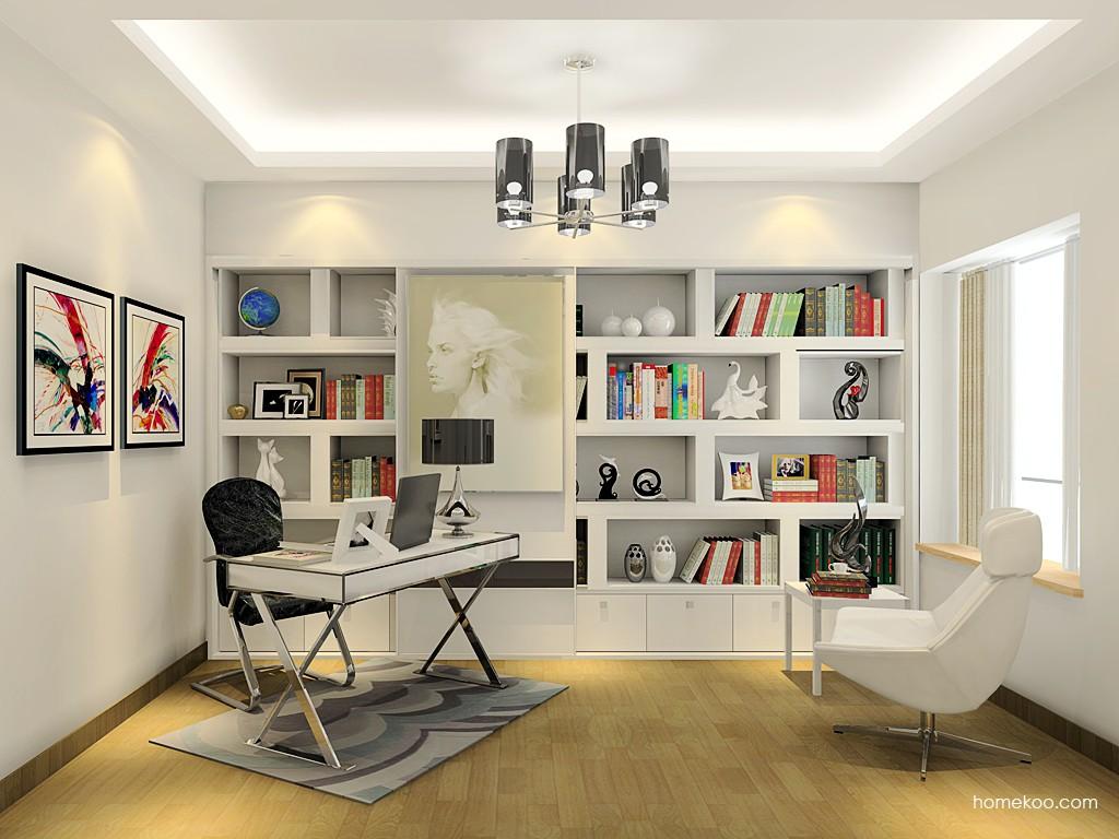 新实用主义书房家具C19430