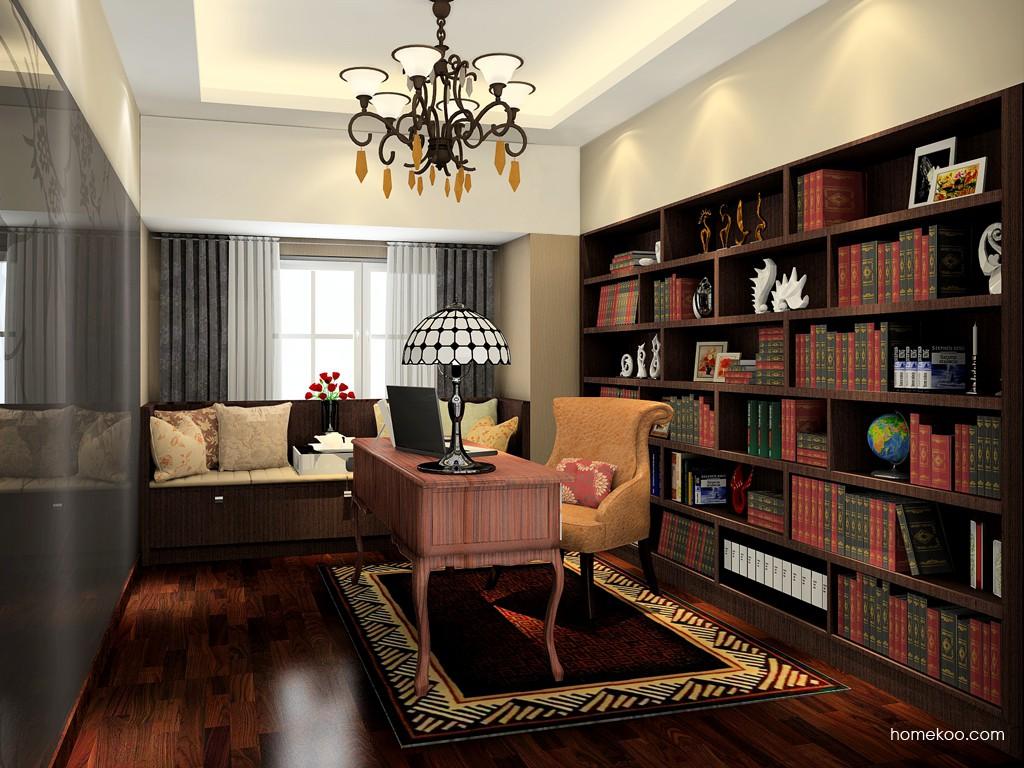 卡罗摩卡书房家具C19433